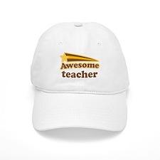 Awesome Teacher Baseball Cap