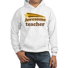 Awesome Teacher Hoodie