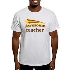 Awesome Teacher T-Shirt