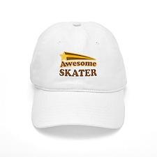 Awesome Skater Baseball Cap