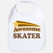 Awesome Skater Bib