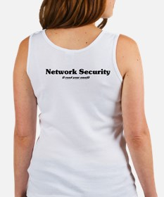 Network Sec. Women's Tank Top