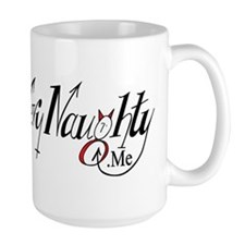 Very Naughty Logo Mugs
