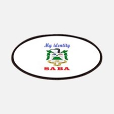 My Identity Saba Patches