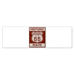 Summit Route 66 Bumper Bumper Sticker