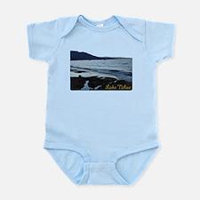 Lake Tahoe Sunset Lasso - trans Body Suit