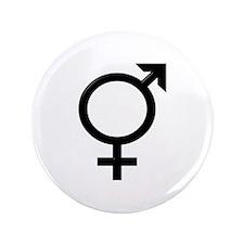 "Bi Symbol 3.5"" Button"