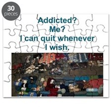 Addicted? Me? I can quit whenever I wish. Puzzle