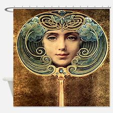 Art Decor Giclee Shower Curtain