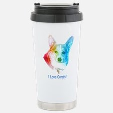 I love Corgis Travel Mug