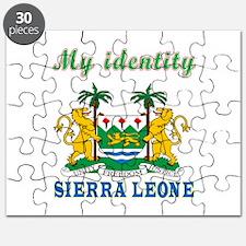 My Identity Sierra Leone Puzzle