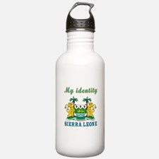My Identity Sierra Leone Water Bottle