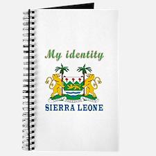 My Identity Sierra Leone Journal