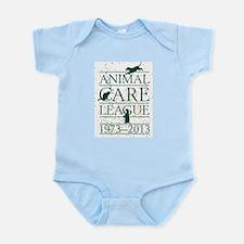 Animal Care League 40th Birthday Infant Bodysuit