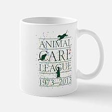 Animal Care League 40th Birthday Mug