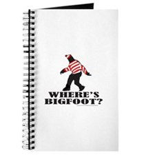 WHERE'S BIGFOOT? Journal