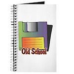 Old School Floppy Disk Journal