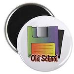 Old School Floppy Disk Magnet