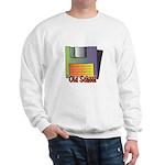 Old School Floppy Disk Sweatshirt
