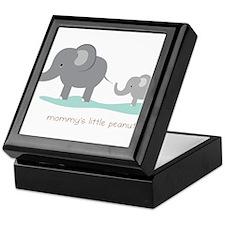 Mommy's Little Peanut Keepsake Box
