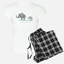 Mommy's Little Peanut Pajamas