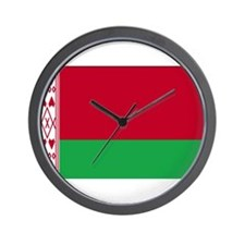 Cute Belarus Wall Clock