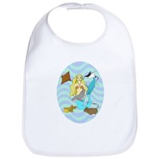 Mermaid and the Elasmobranchs Bib