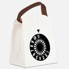 Goes to 11 Canvas Lunch Bag