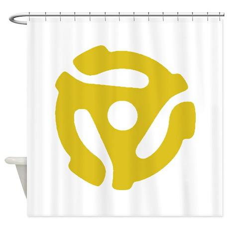 45 Single Shower Curtain