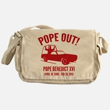 Pope Out Messenger Bag