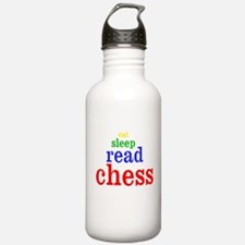 Chess Water Bottle