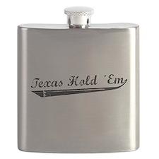 Texas Hold 'Em Flask