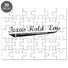 Texas Hold 'Em Puzzle