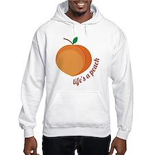 Life's a Peach Hoodie
