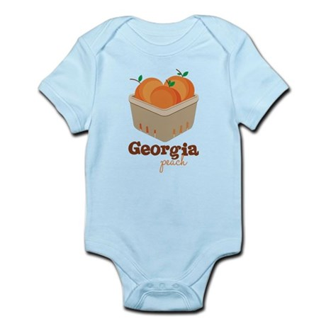 Georgia Peach Body Suit