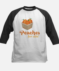 Peaches For Sale Baseball Jersey