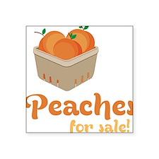 Peaches For Sale Sticker