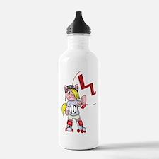 Roller Derby Pony Water Bottle