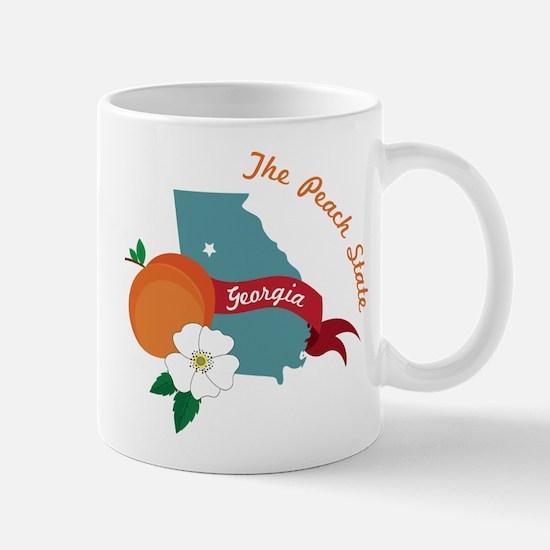 The Peach State Mug