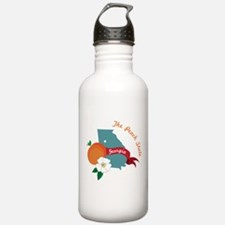 The Peach State Water Bottle