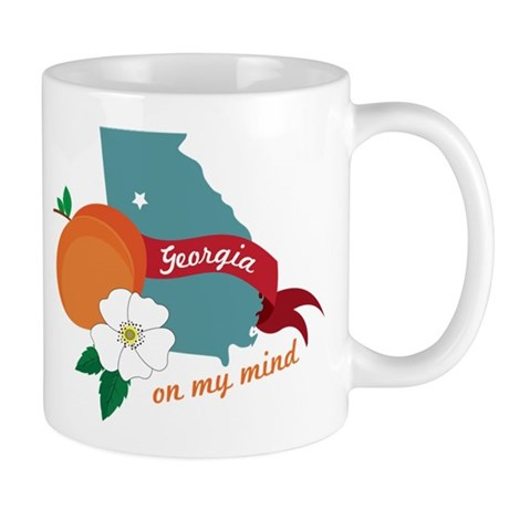 Georgia On My Mind Mug