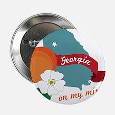 "Georgia On My Mind 2.25"" Button"