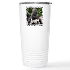 Elephant Soccer Travel Mug