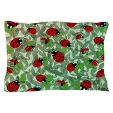 Pillow Ladybug Pillow Case