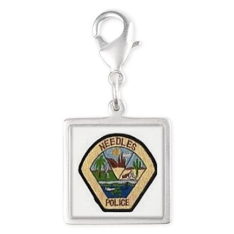 Needles Police Department Charm