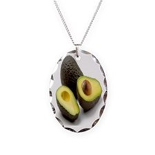 Avocado Necklace Charm