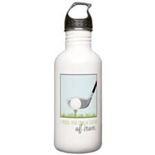 Daily Dose of Iron Water Bottle