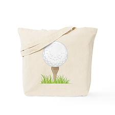 Golf Tee Tote Bag