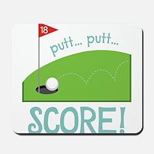 Score! Mousepad