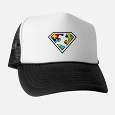 Autism is a Super Power Trucker Hat